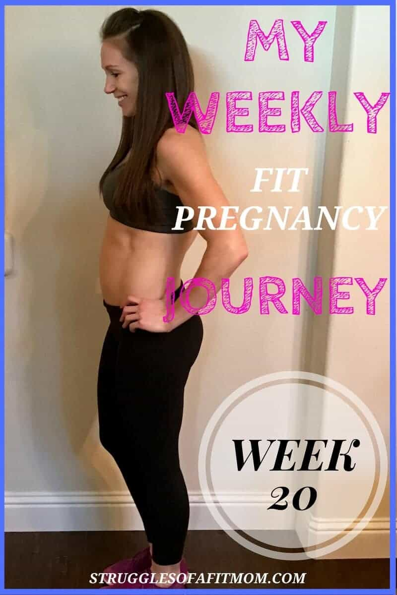 Week 20: Fit Pregnancy Update