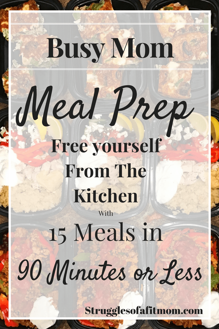 Kitchen Freedom Meal Prep