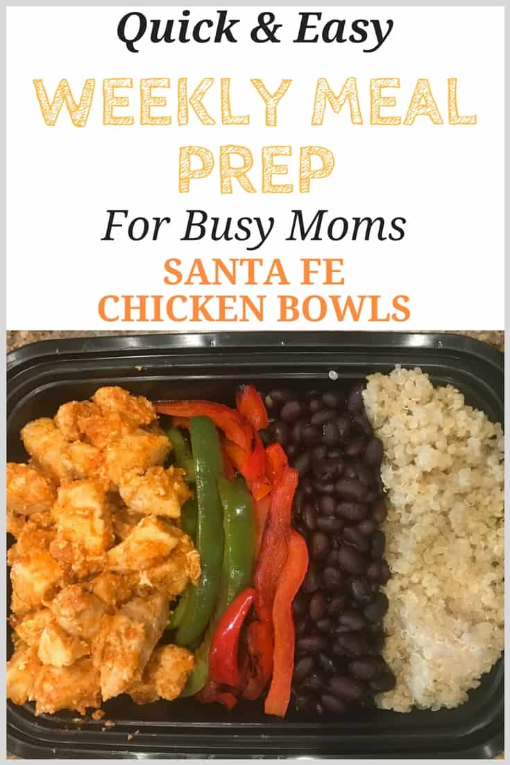 Quick and Easy Meal Prep For Busy Moms