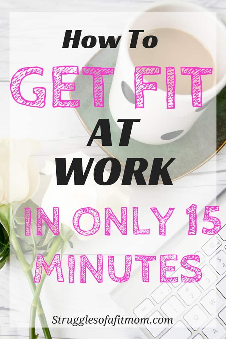 How to quickly get fit in only 15 minutes