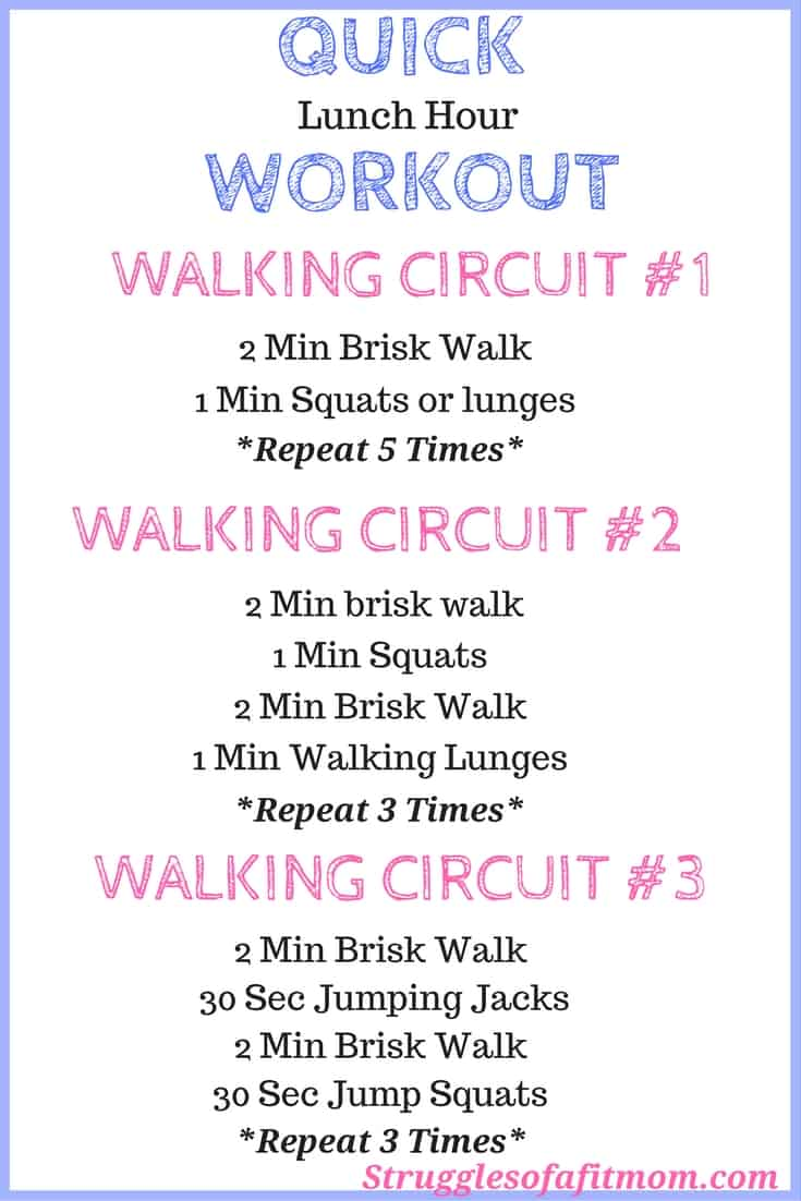 Quick weight loss workout