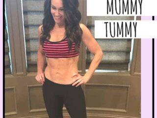 postpartum mummy tummy