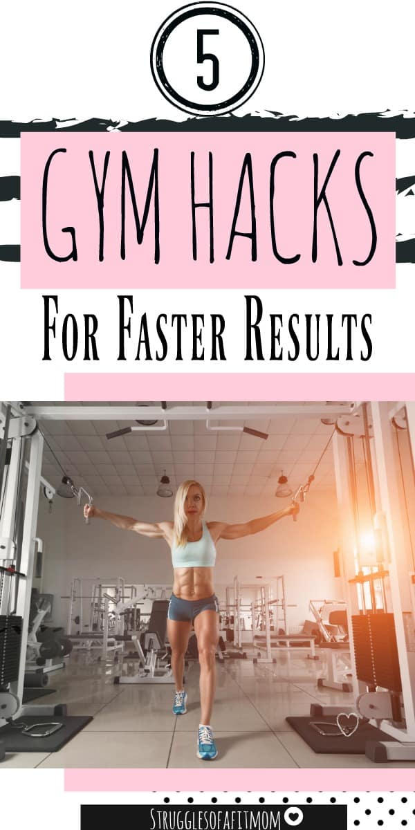 5 Gym Hacks For Faster Weight Loss Results