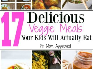 These 17 healthy meal ideas for kids will get your kids eating vegetables without all the fuss. Avoid meal time struggles and feel more confident serving healthy foods