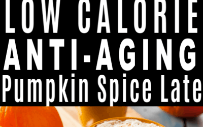 Skinny Pumpkin Spice Latte with Beauty Boosting Protein