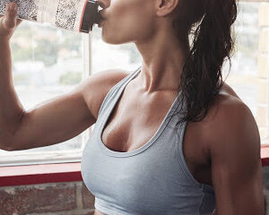 women sweating tabata workout for weight loss